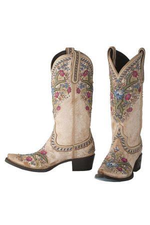 Chloe Western Boots
