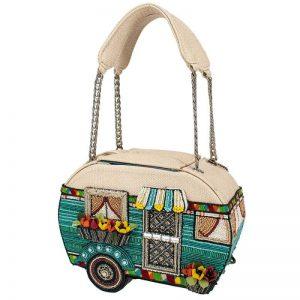 A Little Campy Beaded Handbag