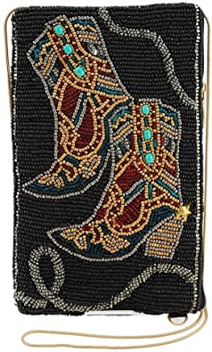 Hoe Down Western Boot Crossbody/Cell phone Bag