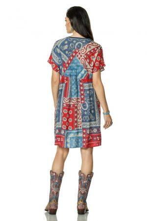 Sissy's Bandana Dress