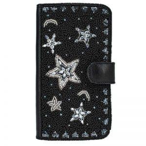 Star Bright Beaded Phone Case