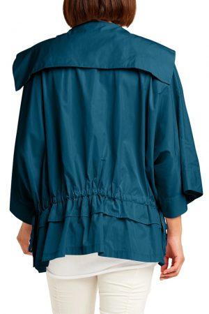 Nylon Chic Kimono Jacket