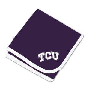 TCU Baby Blanket