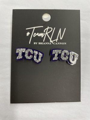 TCU Earring