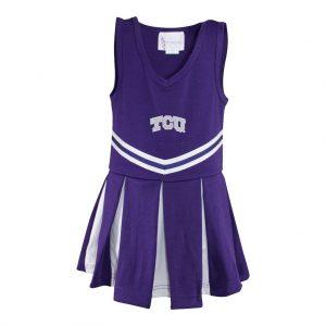 TCU Cheer Dress