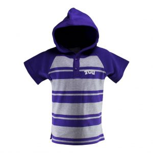 L/S Hooded Rugby Shirt
