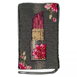 Glammed Up Cell Phone Bag