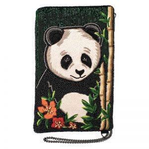 Panda Love Crossbody Phone Bag