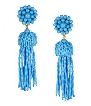 Tassel Earrings by Lisi Lerch