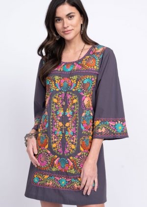 Consuelo Peasant Dress by Sister Mary