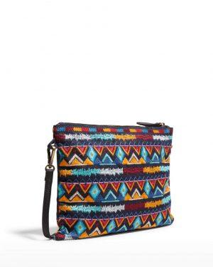 Damisa Denim Cross Body Bag