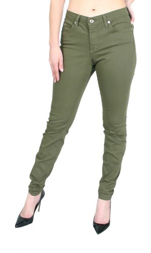 Olive Jeans by True Slim Jeans