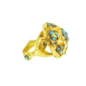 Skyline Filigree Ring